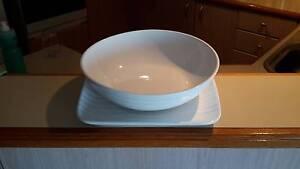 Matching S&P Fruit Bowl Platter Set - good as new Runaway Bay Gold Coast North Preview