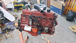 Holden red 202 with auto Gearbox and accessories Penrith Penrith Area Preview
