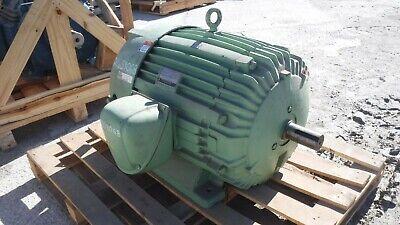100 Hp Us Electric Ac Electric Motor 3600 Rpm Fr 405ts Tefcbb 575 V New