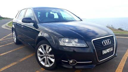 2012 Audi A3 Hatchback Freshwater Manly Area Preview