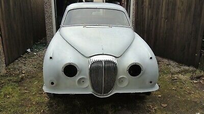 Daimler V8 250 Automatic 1969 running driving project 57K miles