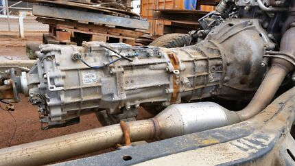 Hilux d4d 4wd gearbox 2012 12000km Whyalla Whyalla Area Preview