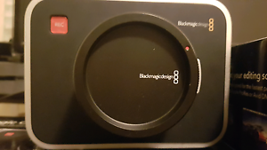 Blackmagic cinema camera EF 2.5k+Resolve dongle+Ssd 512gb Sydney City Inner Sydney Preview