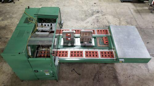 Alloyd 14 Station Carousel Blister Packaging Machine