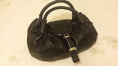 Сумка Beautiful Black Fendi Spy Bag