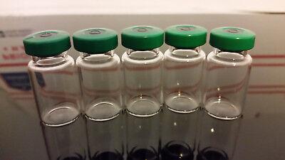 5ml Empty Borosillicate Sealed Sterile Serum Vials - 5 Ships From Usa Fast