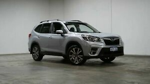 2019 Subaru Forester S5 MY19 2.5i Premium CVT AWD Silver 7 Speed Constant Variable Wagon