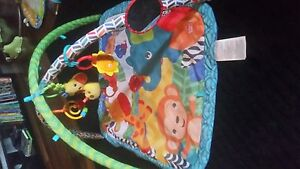 BRIGHT STARTS™ ZIPPY ZOO Play Mat