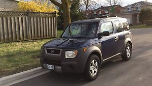 2003 Honda Element  (automatic)