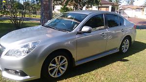 Subaru Liberty MY13 2.5i CVT Sedan St Marys Penrith Area Preview