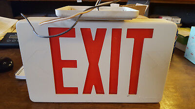 Lithonia Lighting Exit Sign