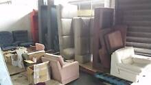 Free Sofa Chairs, Couches And Recliners Free!!! Glen Iris Boroondara Area Preview