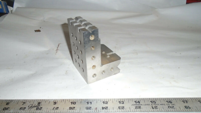 MACHINIST LATHE MILL Tool Maker Ground Hardened Set Up  Block Fixture NICE