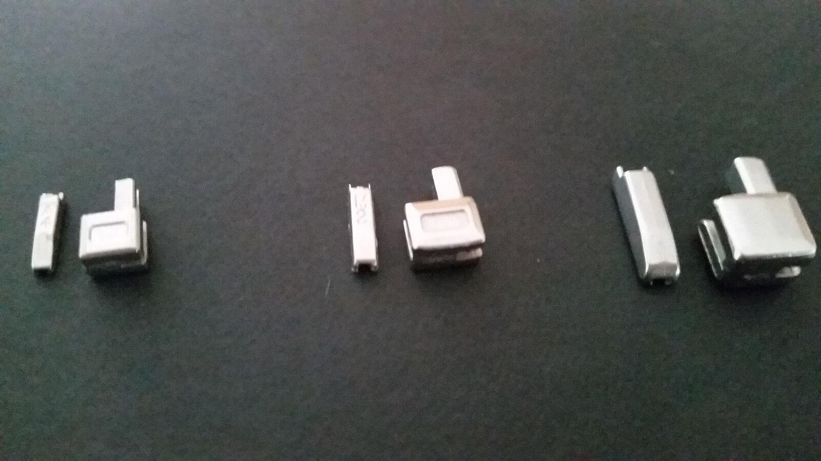 Reißverschluss Ersatzteile Zubehör Reparatur-Set 1,2,3,4,5,6,7,8,9,10,11,12,13..
