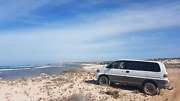 2.8l Turbo Diesel Mitsubishi Delica Campervan.  Narrabeen Manly Area Preview