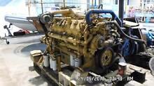 Caterpiller 3412 Marine Diesel Engine Henderson Cockburn Area Preview