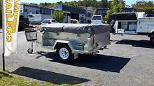 Bluetongue galvanised camper trailer sale Fyshwick South Canberra Preview