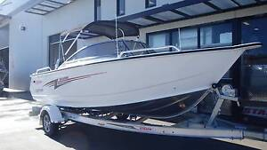 New Stacer 509 Easyrider (bowrider) with 80hp Mercury 4-Stroke Wangara Wanneroo Area Preview