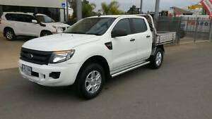 2014 Ford Ranger XL Dual Cab Chassis Waikerie Loxton Waikerie Preview