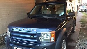 2005 Land Rover Discovery 3 Wagon HSE Hope Valley Tea Tree Gully Area Preview