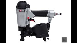 PORTER-CABLE 15 Degree 1 3/4-inch Coil Roofing Nailer