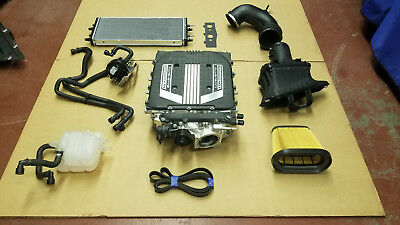 2015 - 2016 Chevrolet Corvette ZO6 Supercharger GM 12666991