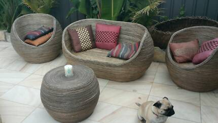 outdoor bamboo set Chifley Eastern Suburbs Preview