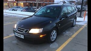 2006 Saab 9-3  4cylinder turbo premium package