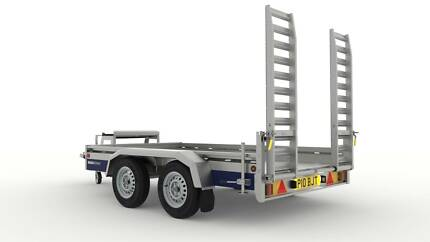 PLANT TRAILERS - 2600kg - NO ELECTRIC BRAKES REQUIRED