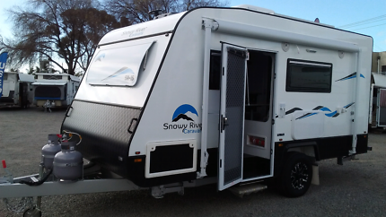 SR 15 Snowy River Caravan Melrose Park Mitcham Area Preview