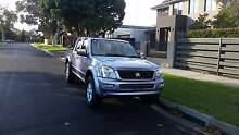 2004 Holden Rodeo LT petrol 4X2 Automatic! RWC & Low Kilometers! Bentleigh Glen Eira Area Preview
