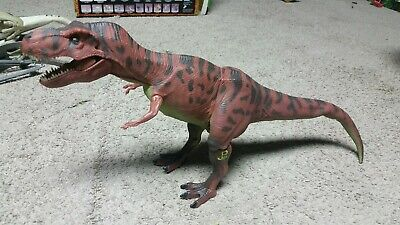 Jurassic Park JP 09 Electronic Kenner Red Tyrannosaurus Rex WORKS!