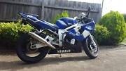 Yamaha YZF-R6 for sale Warragul Baw Baw Area Preview
