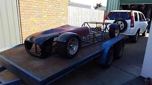 Lotus 7 kit car ford escort cortina prefect cosworth zetec Traralgon Latrobe Valley Preview