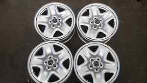 "17"" rims 5/114 (ford pattern) Redcliffe Redcliffe Area Preview"