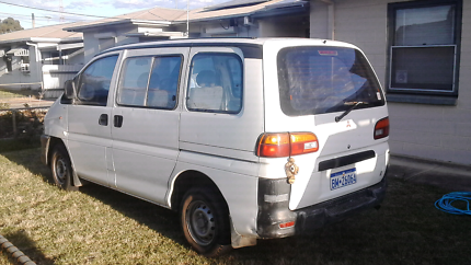 Mitsubishi van 2002 need it sold make an offer  Adelaide CBD Adelaide City Preview