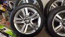Ve ss rims good condition tyres like new $600 Whyalla Whyalla Area Preview