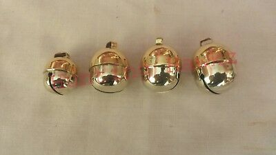 Falconry Bells, Dual Tone  Acorn Bells Pair, Best For Dogs & Cats 5