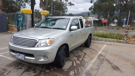 2005 TOYOTA  HILUX SR5 SPACECAB Kalorama Yarra Ranges Preview