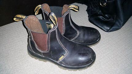 Dewalt steel cap boots Woolooware Sutherland Area Preview