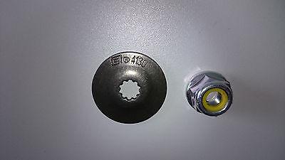 Stihl 4130 Druckscheibe M10 mm Mutter Telllerscheibe Mitnehmerscheibe FS-KM