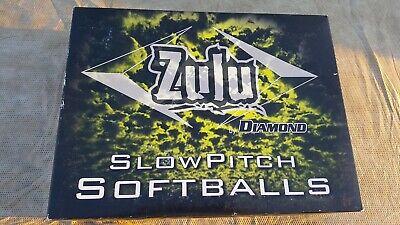 Zulu Soft Balls