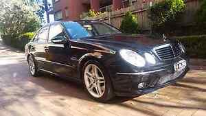 Mercedes AMG E55 Smithfield Parramatta Area Preview