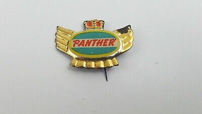 Rare PANTHER MOTORCYCLE Advertising Stick Pin Vintage Original England G5