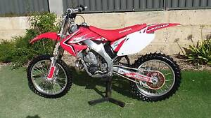 2007  Honda CR250R       $6900 Jindalee Wanneroo Area Preview