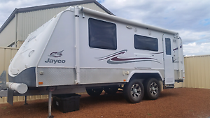 Jayco sterling outback poptop Jurien Bay Dandaragan Area Preview