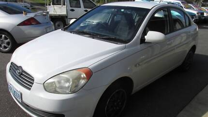 2007 Hyundai Accent Sedan Kings Meadows Launceston Area Preview