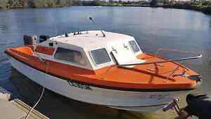 Savage boat and trailer 1yr reg fully equipped 4 open waters Regents Park Auburn Area Preview