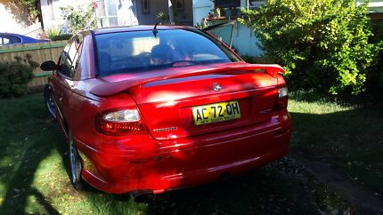 Red commodore acclaim for sale  Silverwater Auburn Area Preview