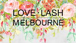 love lash melbourne
